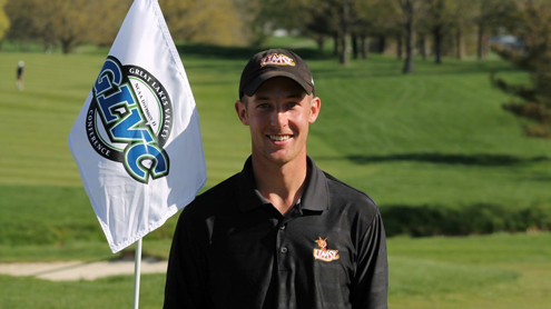 Atkisson claims GLVC men's golf medal | UMSL Daily