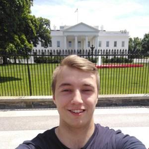 Armin Cejvanovic, UMSL student intern