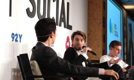 Mashable's Pete Cashmore talks Rio+20