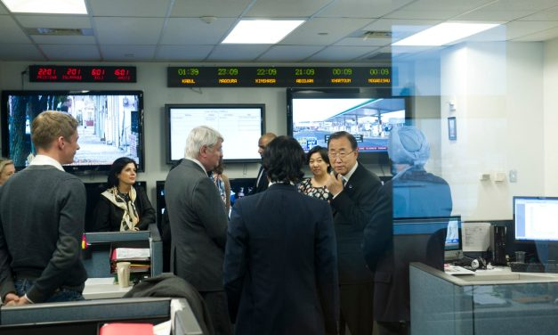 How UN staff and offices fared during Hurricane Sandy
