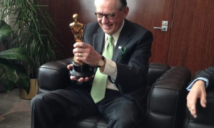 The UN looks back at its Oscar win!