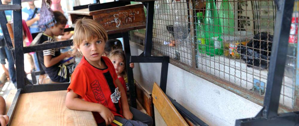 Humanitarian updates about the emergency in Gaza
