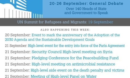 Coming up at the #UNGA on Tuesday