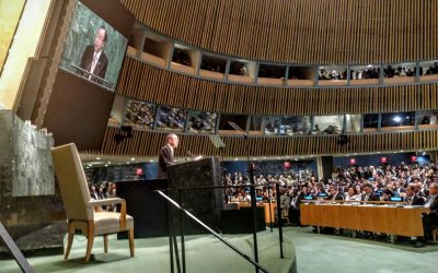 A recap of #UNGA activities on Tuesday