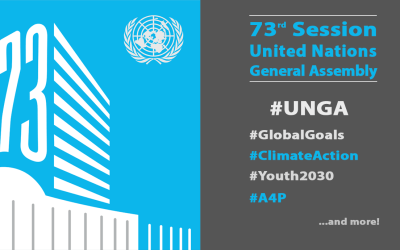 The Essential Social Media Guide to #UNGA 2018