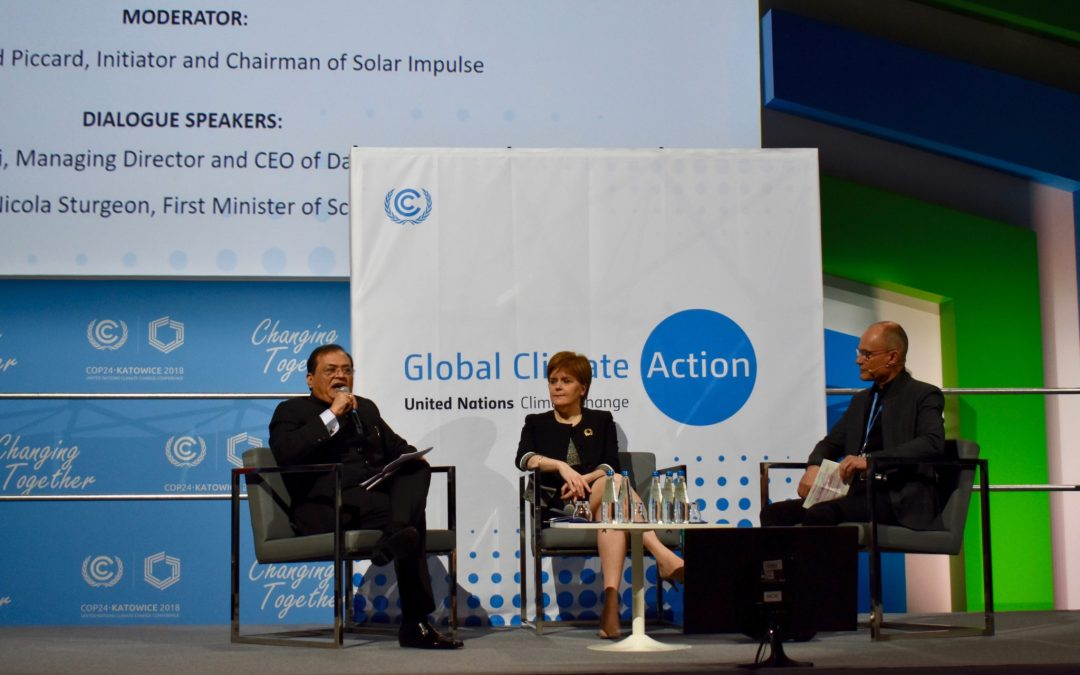 Climate Action: Reality and Hope