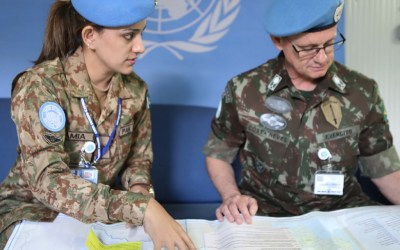 My 8 favourite things about being a peacekeeper