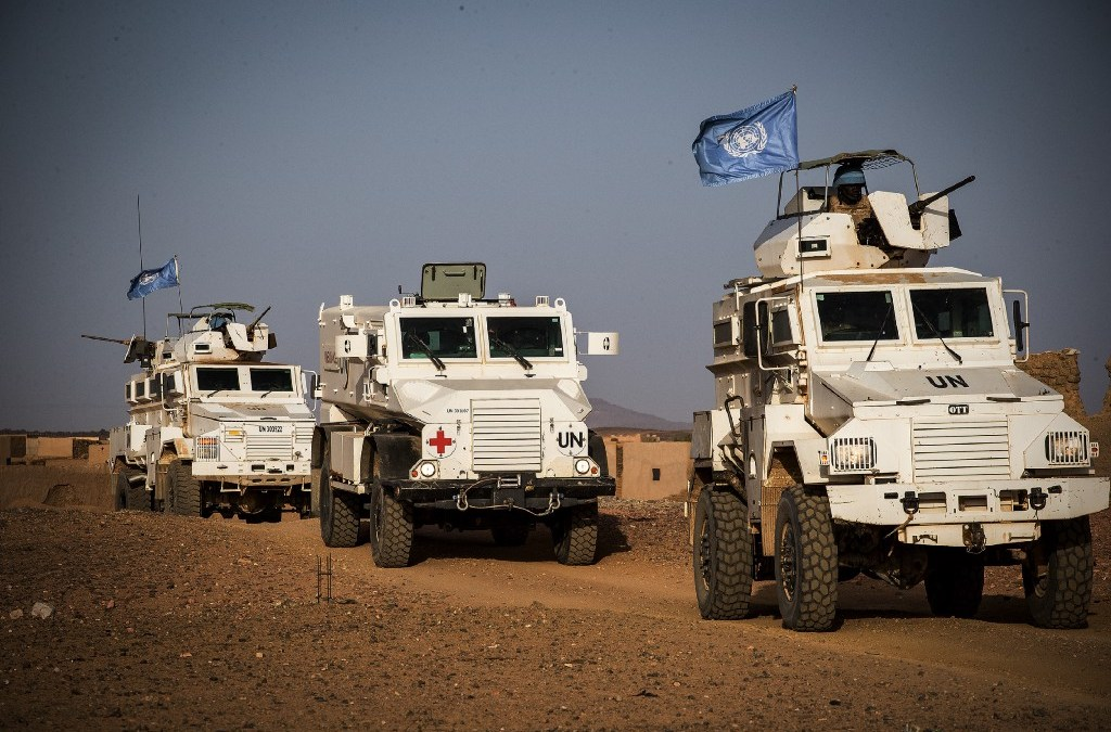 Will Peacekeeping Weather the Crisis of Multilateralism?