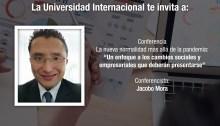 Postal Jacobo Mora WP ENDECS