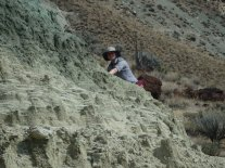 Kendra at Bull Canyon