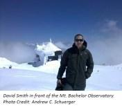 David Smith at MBO