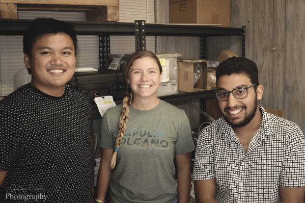 Andrew Nutting, Hannah Spero, and Shahbaz Qureshi, Boise, ID, Aug 11, 2019
