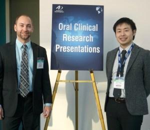 Drs. Brian Brancheau and Mitch Katafuchi
