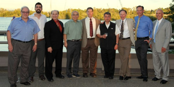 Faculty of University of Washington: Drs. Selipsky, Kotsakis, London, Chen, Dixon, Mizuha, Smalley, Faber and Mathews.