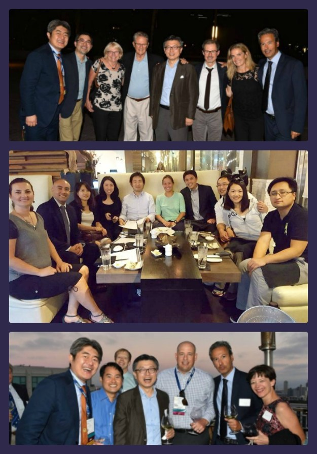 Photo collage of residents and alumni at the 2016 AAP annual meeting