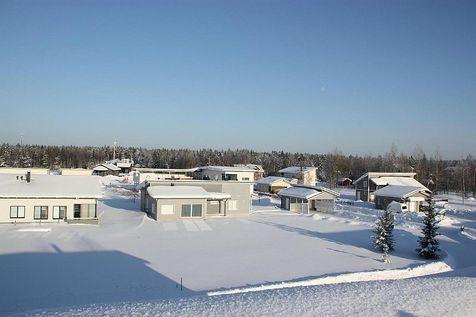 Oulu Finlande