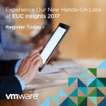 VMware Horizon Cloud AirWatch Windows 10 Hands On Labs