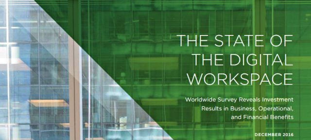 The State of the Digital Workspace Report