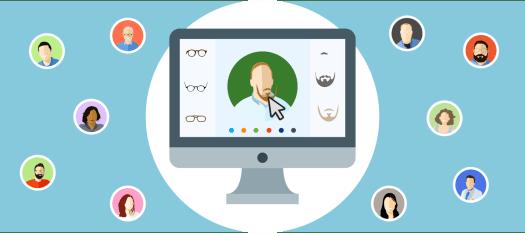 vmware custom avatars