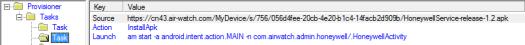 Honeywell Dolphin CT50 Bar Code Enrollment VMware AirWatch
