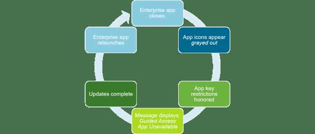 Update Single App Mode Apps