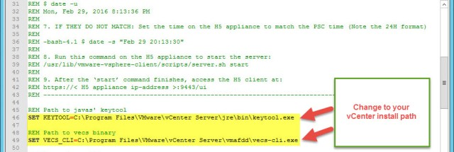 vSphere HTML5 Web Client Windows Fig 6