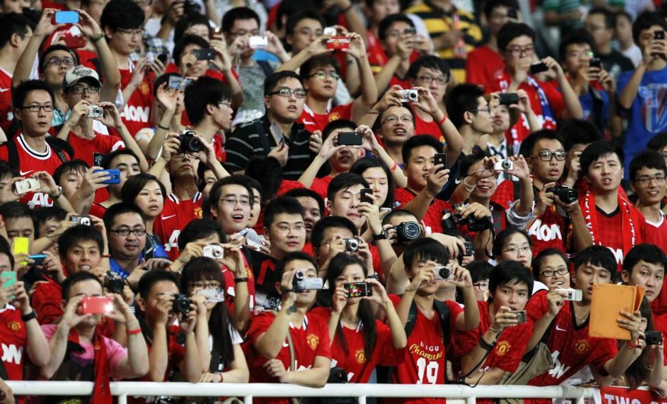 China Sport Soccer
