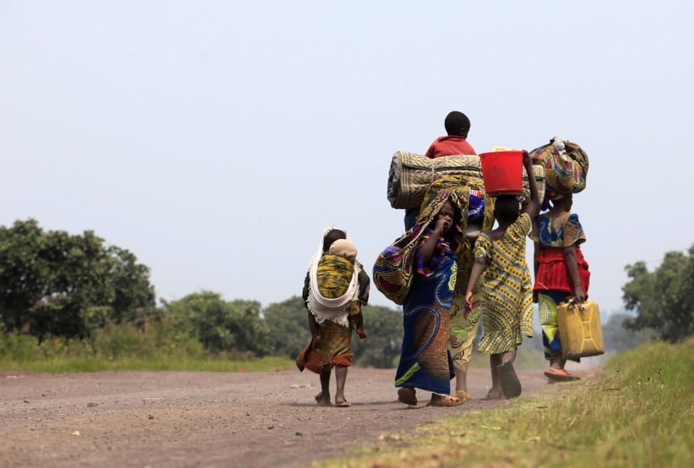 DRC Fighting