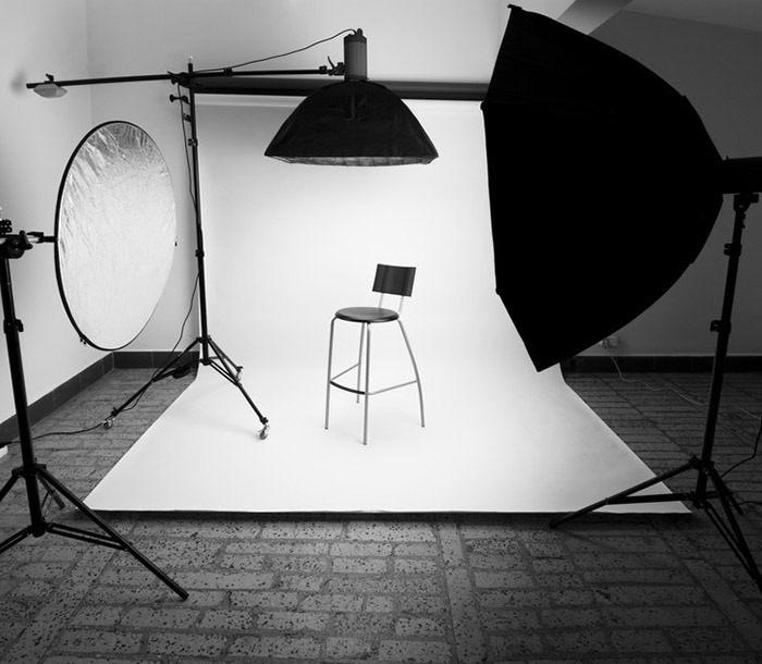 Basic Studio Lighting Setup Portraits