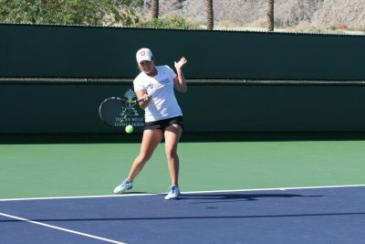 Athletics » Blog Archive » Women's Tennis Falls in Second ...