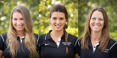 Athletics » Blog Archive » Honors for Women's Tennis