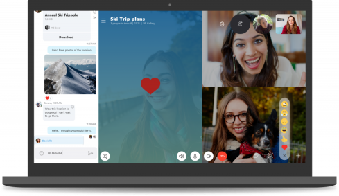 Skype for Windows 10 update brings all the latest and greatest Skype capabilities to Windows 10 users.