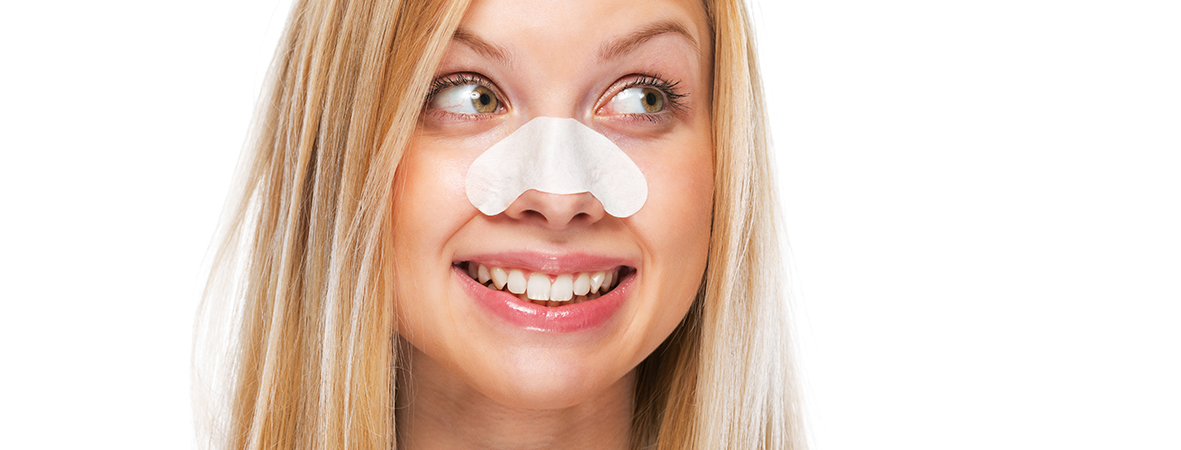 DIY Pore Strips for Blackhead Removal | Blog by WOMEN'S BEST