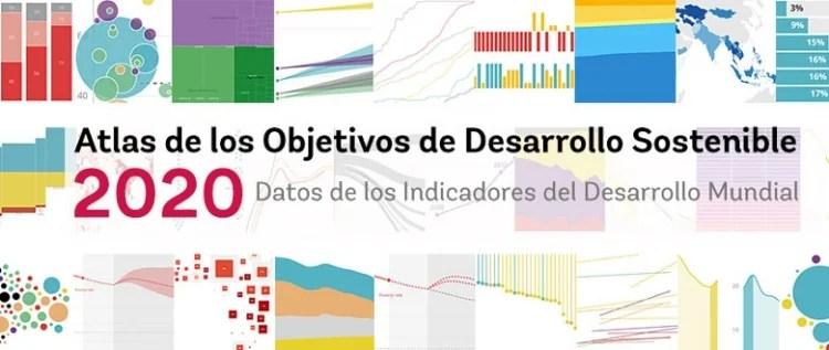 Atlas de los Objetivos de Desarrollo Sostenible 2020. Banco Mundial