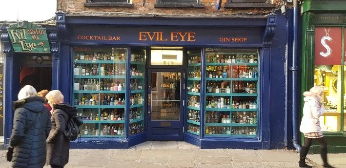 Evil Eye cocktail bar