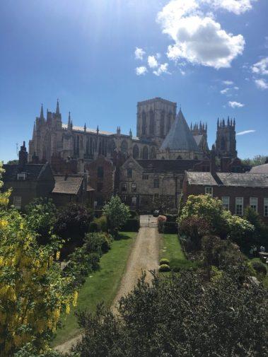Why I chose English at York - exploring the city