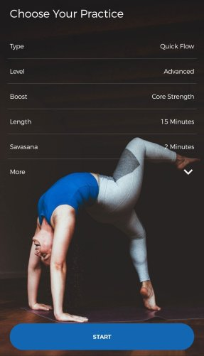 Three Apps for a Lockdown Wellness Boost - Down Dog app