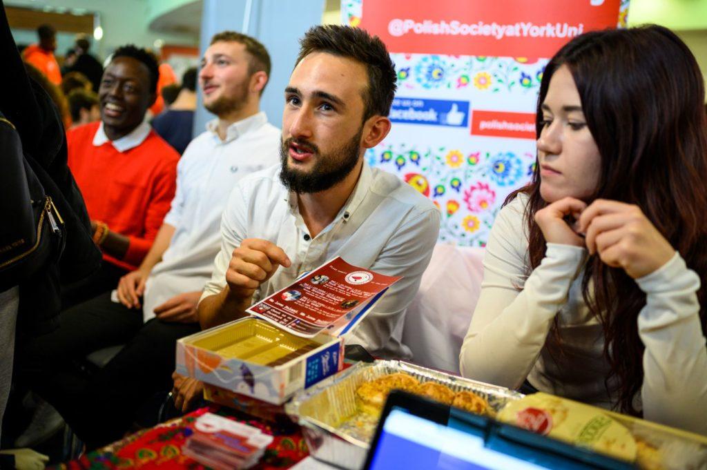 Life as a postgraduate student - Polish Society
