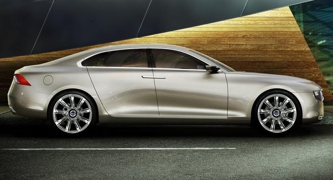 Volvo Plans To Enter Full Size Luxury Sedan Market