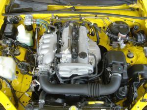 2016 Mazda MX5 Miata Engine Bay: Less Upgrade Potential