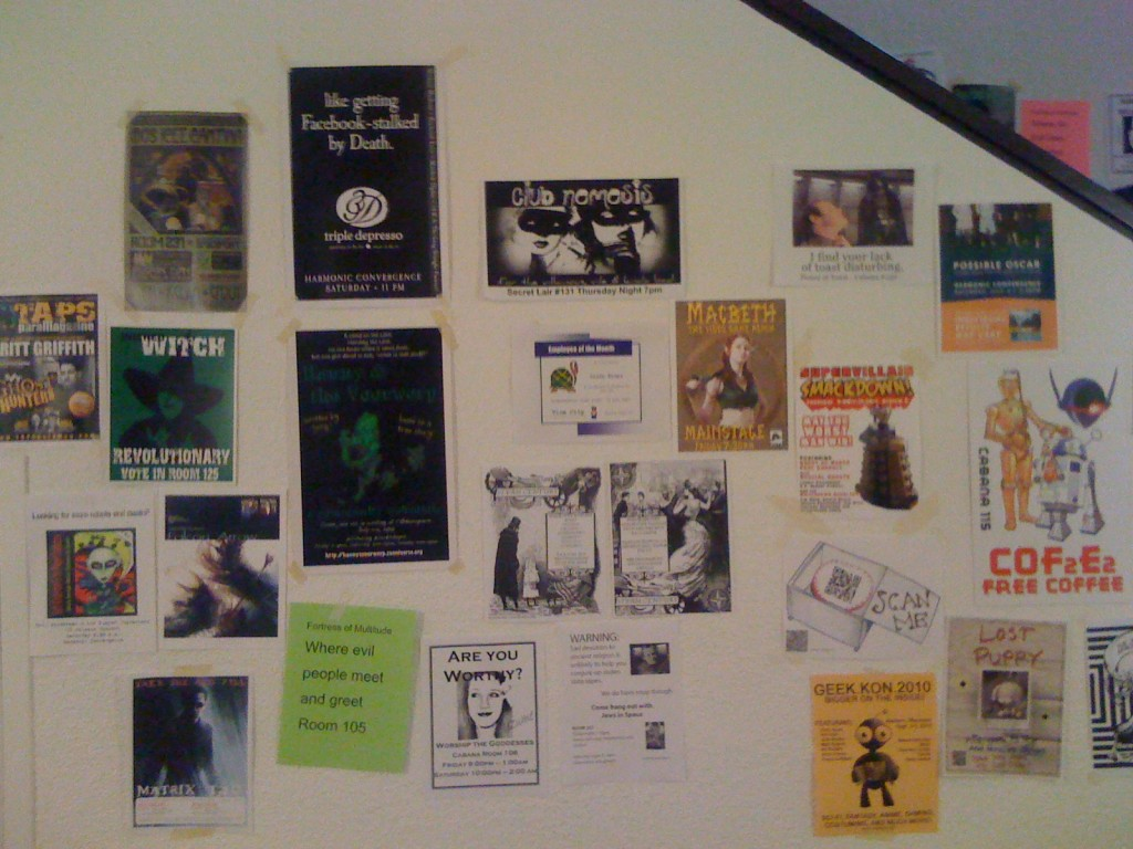 Voorwerp in the Wild at Convergence 2010