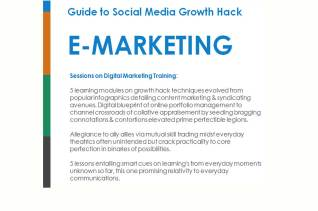 #ebook - Sessions on #digitalmarketing #growthhacking