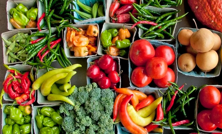 Ten Reasons for Choosing Organic Food and Ayurveda