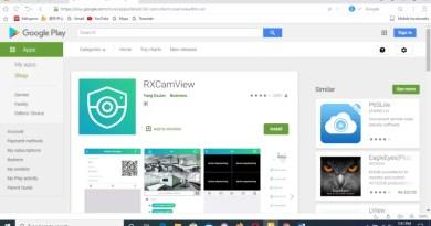 RXCamView