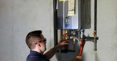 Replacing a Water Heater