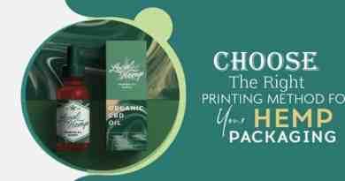 Custom Hemp Packaging