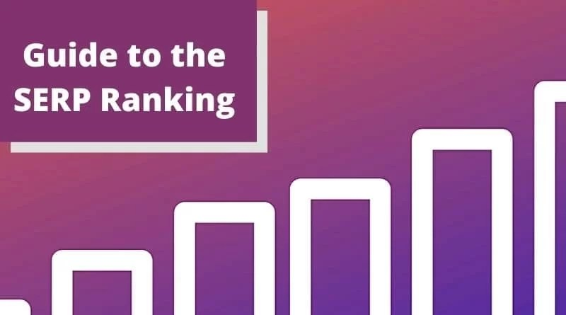 How to Level-Up the SERP Ranking of Your Website