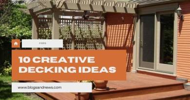 10 creative Decking Ideas to Incorporate In Your Backyard