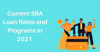 Current SBA Loan Rates and Programs In 2021