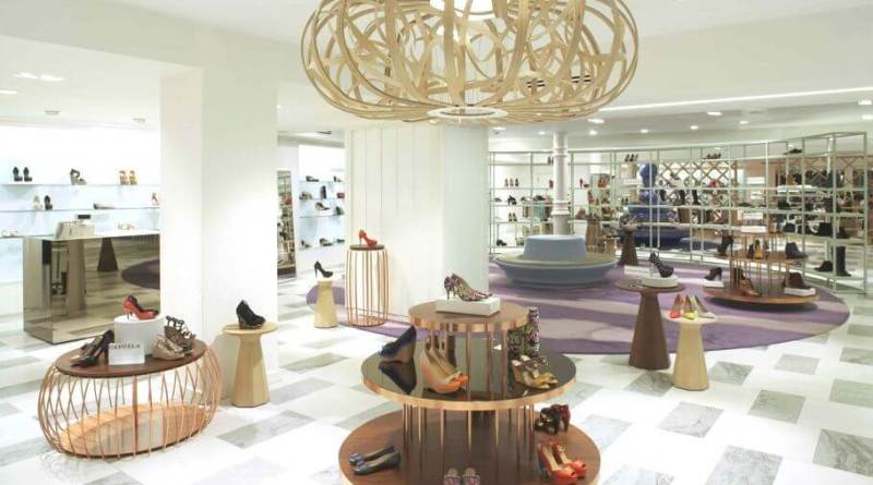 How Luxury Furniture is Sold at Luxury Shops and Showrooms?